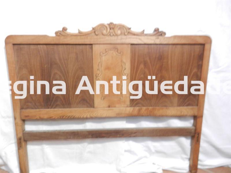 Cabeceros de cama madera cabeceras de cama para todos los - Cabeceros de cama antiguos ...