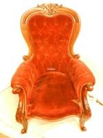 Sillon antiguo ( Isabelino )
